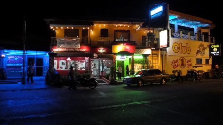 Barrio Baretto Bars